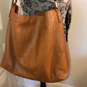 Kooba Leather Shoulder Bag Good Condition